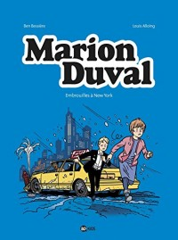 Marion Duval, Tome 27: Embrouilles à New York