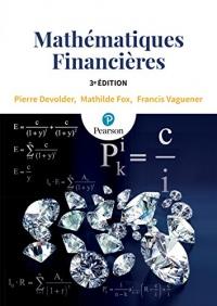 Mathématiques financières 3e édition