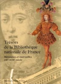 Trésors de la Bibliothèque nationale de France