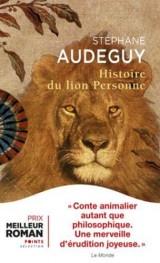Histoire du lion Personne [Poche]