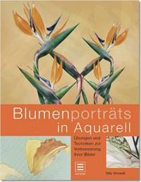Ev-Portraits de Fleurs a l Aquarelle