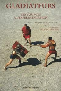 Gladiateurs : Des sources à l'expérimentation