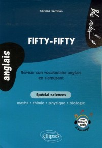 Fifty-Fifty : Réviser son vocabulaire anglais en s'amusant