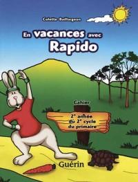 En Vacances avec Rapido Cahier de Révision 4e Annee CM1