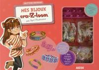 Mes Bracelets Cra-Z-Loom avec April l'Americaine