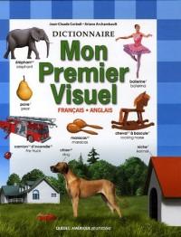 Mon Premier Visuel : Français-anglais