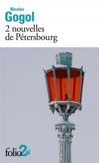 2 nouvelles de Pétersbourg