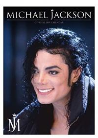 Michael Jackson Official 2019 Calendar - A3 Wall Calendar Format