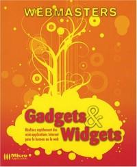 Gadgets et Widgets