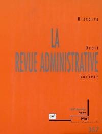 La Revue administrative, N° 357