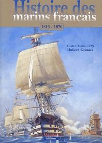 Histoire des marins français 1815-1870