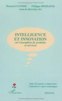 Intelligence et innovation en conception de produits et services