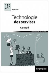 Technologie des services