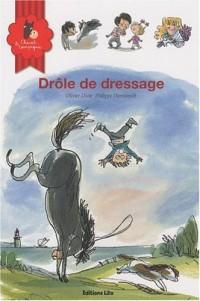 Drôle de dressage (cheval, poney, chevaux, élevage, mauvais traitements, amour des animaux)