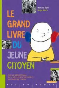 Le grand livre du jeune citoyen (édition 2014)