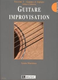 Guitare improvisation Volume 1