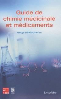 Guide de chimie médicinale et médicaments