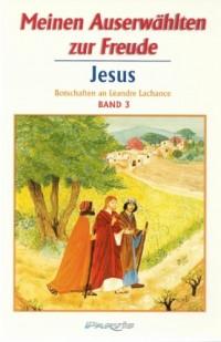 Meinen Auserwählten zur Freude - Band 3: Botschaften Jesu an Léandre Lachance (Livre en allemand)