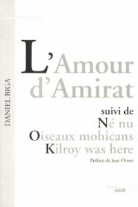 L'Amour d'Amirat (nouvelle édition)