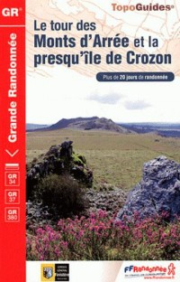 Tour Monts Arree et Presqu'Ile Crozon Ned - 29 - Gr - 380