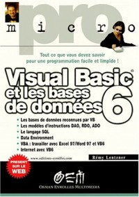 Visual basic 6 /base donnee