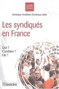 Les syndiqués en France