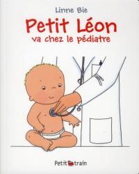 Petit leon chez le pediatre