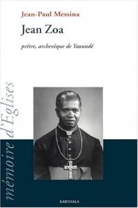Jean Zoa : Prêtre, archevêque de Yaoundé