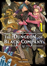 Dungeon Black Company - Tome 1