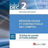Révision Legale et Contractuelle des Comptes (Dec - Epreuve N 2)