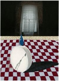 Martine Bedin A petits pas : Edition limitée avec sérigraphie originale signée, numérotée de Martine Bedin