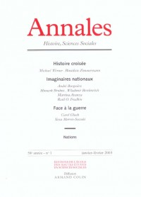 Annales 1(2003) imaginaires nationaux : origines usages figures