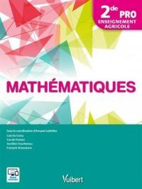Mathématiques - 2de PRO - Enseignement Agricole