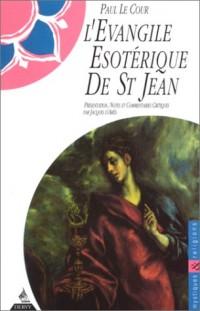 L'Evangile ésotérique de Saint Jean