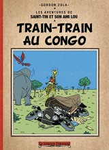 Train-train au Congo: Version reliée couleur