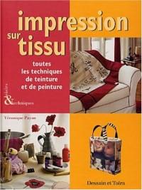 Impressions sur tissus