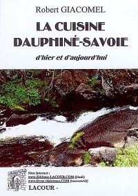 La cuisine Dauphiné Ssavoie