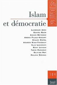 Pouvoirs, numéro 104 : Islam et démocratie