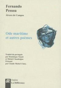 Ode maritime et autres poèmes