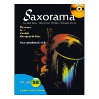 Saxorama Vol 2a