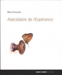 Abecedaire de l'Espérance : 1 livre + 1 CD