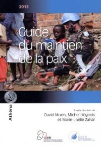 Guide du maintien de la paix 2013