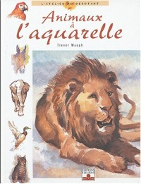 Animaux à l'aquarelle