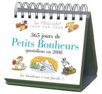 Petits Bonheurs Quotidiens 2008