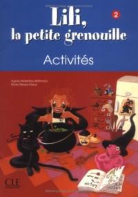 Lili la petite grenouille 2 : Activités
