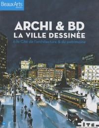 Archi & BD : La ville dessinée à la Cité de l'architecture & du patrimoine