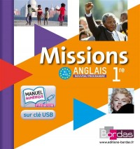 Cle Usb Non Adoptant Missions 1re 2011
