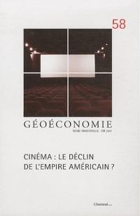 Industrie du cinéma (n.58)