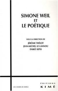 Simone Weil et le poétique