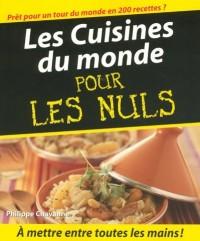 La Cuisine du monde pour les Nuls